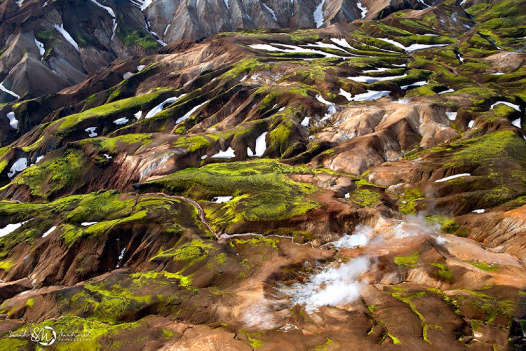 Impressionantes fotos aéreas das paisagens da Islândia 03