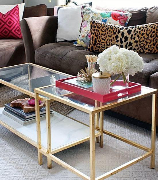 20 Coffee Table Decoration Ideas Creating Wonderful Floral ...