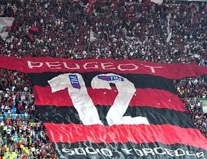 Torcida Flamengo e Cruzeiro Copa do Brasil Maracanã  (Foto: Alexandre Vidal / Fla Imagem)