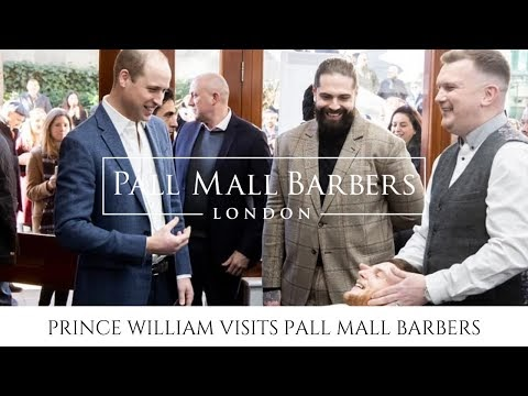 Best Barbers near Central London | Pall Mall Barbers Paddington