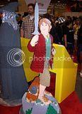 2012 Toronto Fan Fest - Frodo in Lego, LOTR