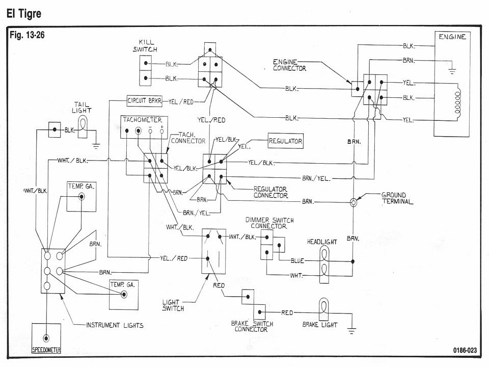 Arctic Cat 454 Wiring Diagram