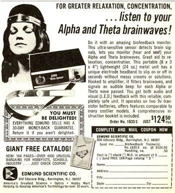 alpha and theta brainwaves