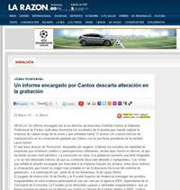 El GPPJ en La Razón (24-03-2012)