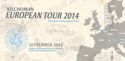 Kilchoman European Tour 2014