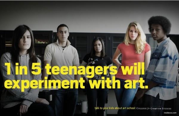 art addicted college for creative studies teenagers Art Addicted