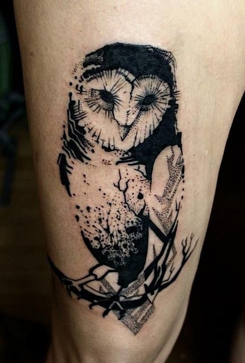 110 Best Owl Tattoos Ideas with Images - Piercings Models