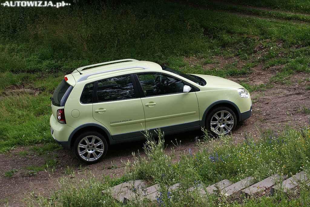 Volkswagen Polo Cross 14 Tdi Auto Test Autowizjapl Motoryzacja