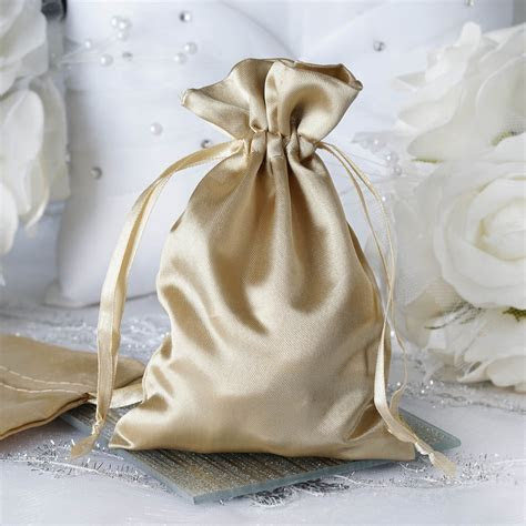 "120 pcs 4x5"" SATIN FAVOR BAGS Wedding Party Reception Gift"