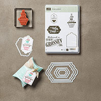 Gesagt, gestanzt Clear-Mount Bundle (German) by Stampin' Up!