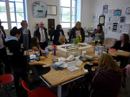 Vanilla Ink Studios, Dundee - 2