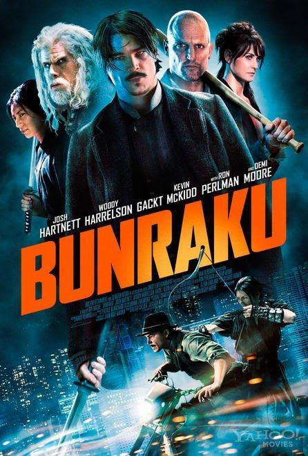 película, cartelera, cine, blog de cine, solo yo, blog solo yo, Bunraku, fantástica, artes marciales, samurais, distopia, acción, #NosVamosAlCine