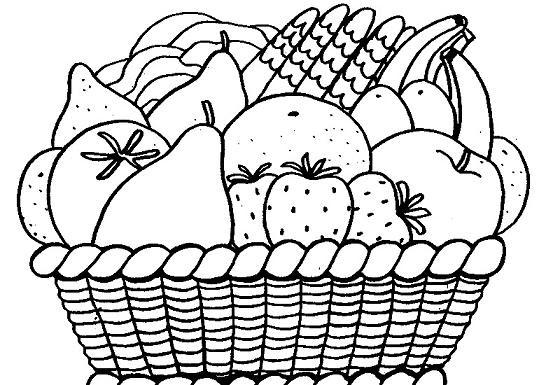 Balaton Today Imagenes De Un Niño Comiendo Frutas Para Colorear