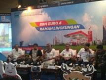 Pemerintah mendorong masyarakat untuk menggunakan bahan bakar minyak (BBM) Euro 4. Saat ini sendiri, penggunaan bahan bakar kendaraan di Indonesia masih menggunakan Euro 2.