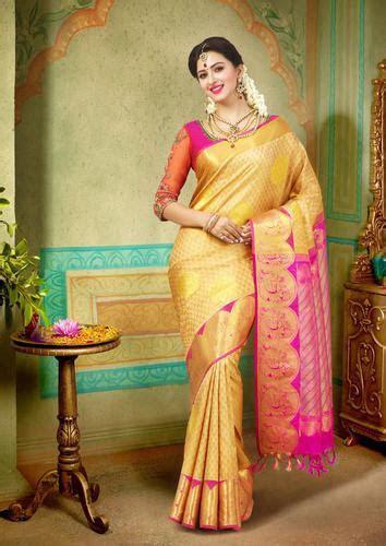 Bridal Silk Sarees   Designer Bridal Silk Saree