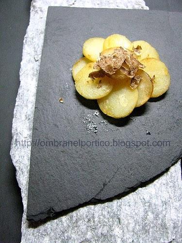 Patate e tartufo