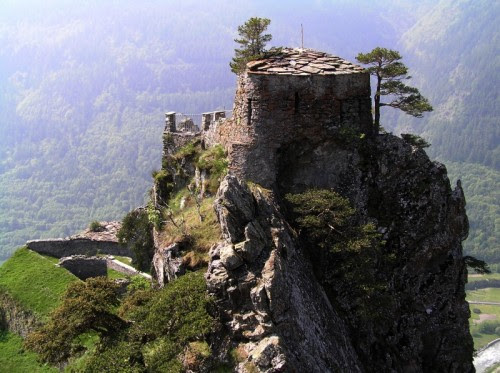Forte di Fenestrelle - La Garitta del Diavolo