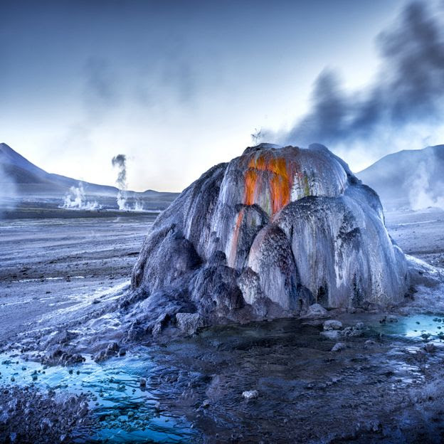 El Tatio geyser field, Chile - Ignacio Palacios/www.tpoty.com