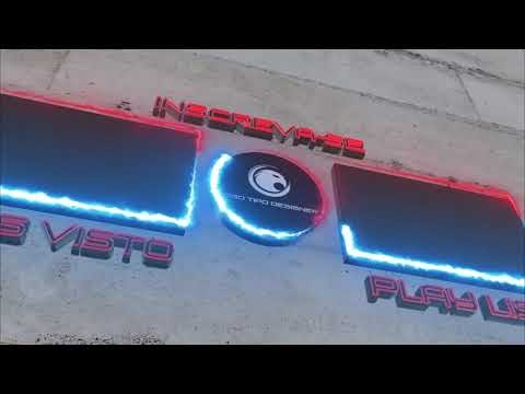 Tela Final #151 Editavel Logo Tipo Deisgner Tutorial no Final do vídeo