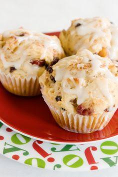 Christmas Stollen Cupcakes - Cupcake