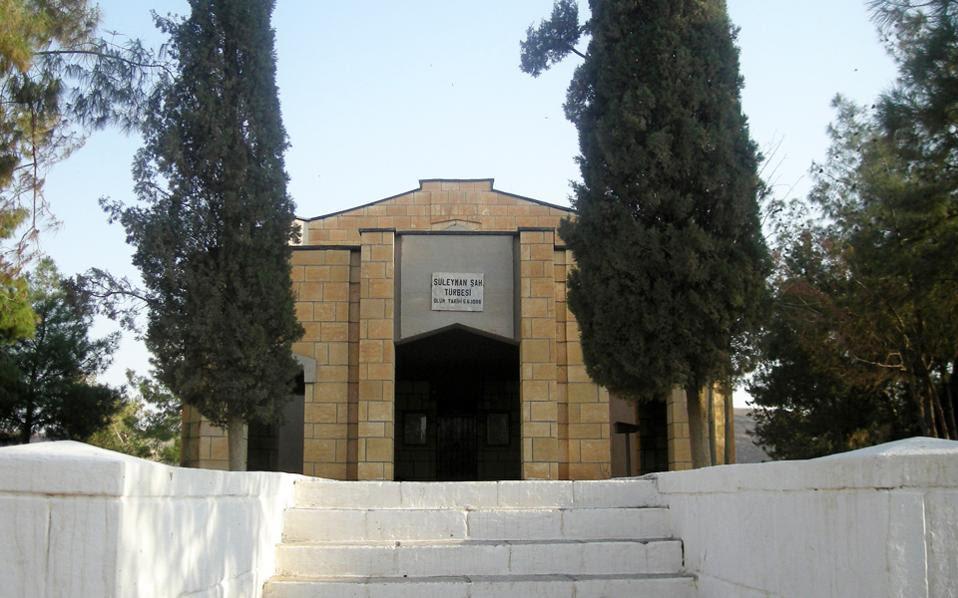 Ενας τάφος για τον οποίο μπορεί να πολεμήσει η Τουρκία