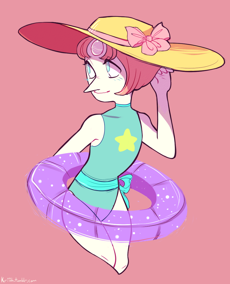 Ahhhhh I'm high-key hype for the return of my fave rock mom so here she is in some summertime garb, Beach Adventure Pearl!