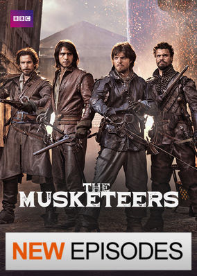 Musketeers, The - Season 2