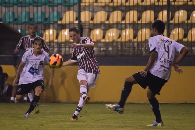 Com o resultado de 3 a 0 no Rio de Janeiro, após 0 a 0 em Natal, o Fluminense é quem avança na Copa do Brasil Sub-20