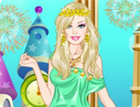 Barbie Greek Princess Dress Up   Girl Games