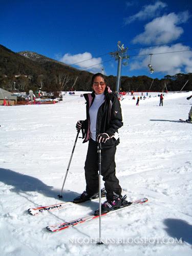 tween skiing