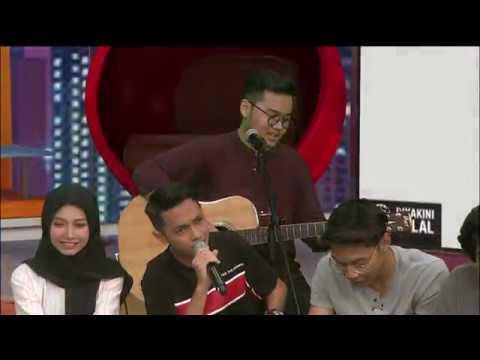 Aiman Sabri Cover Ragaman & Malam Bulan Di Pagar Bintang
