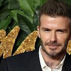 35c924700 [FOTOS] David Beckham sorprende al posar con un extravagante maquillaje en  revista británica