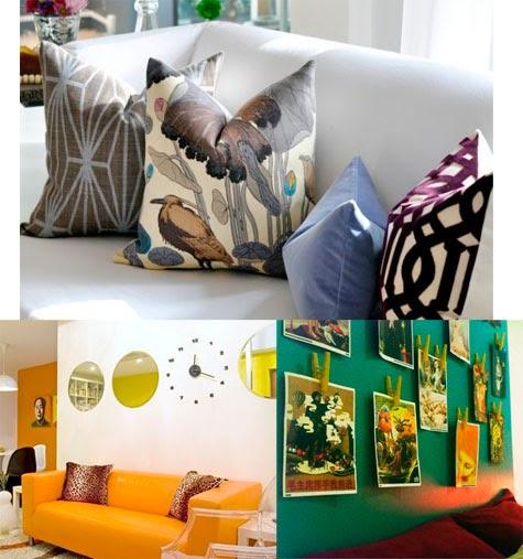 Como decorar a casa com pouco dinheiro for Paginas para decorar casas