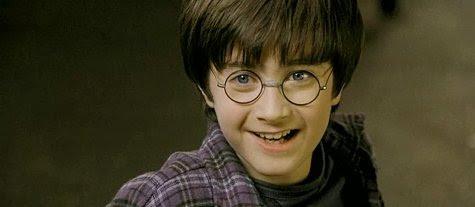 Harry in The Philosopher's Stone