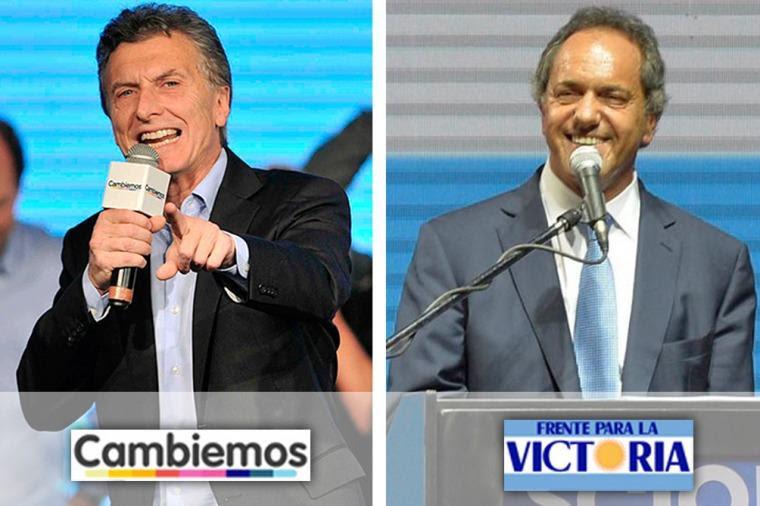 Escrutinio definitivo: Macri obtuvo el 51,34% de los votos y Scioli, el 48,66%