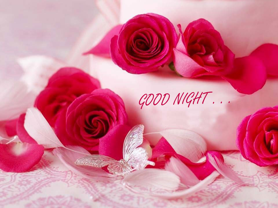 Good Night Images Rose Flowers Hd - Blogs Nature Wallpaper
