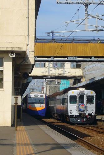 DR2700-3501次專列