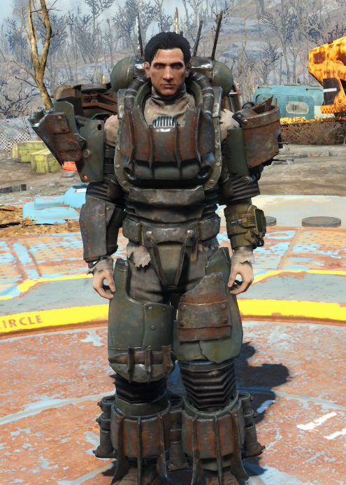 Image result for fallout 4 robot armor