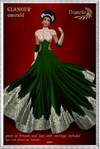 Glamour Emerald
