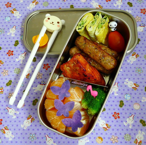 Breakfast For Lunch Bento, Pt. 2 by sherimiya ♥