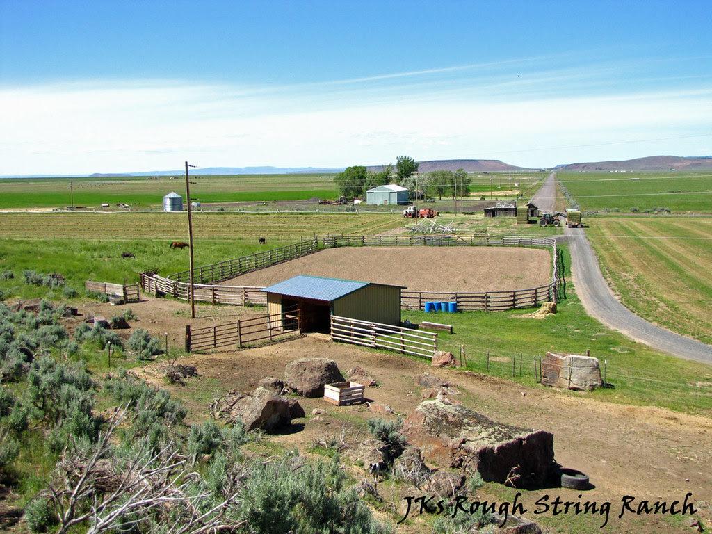 Mustang Barn & Arena