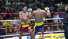 นาวี อีเกิ้ลมวยไทย VS จักรณรงค์เล็ก ต.ศิลาชัย ศึกจ้าวมวยไทย 2/4 23 เมษายน 2559 Muaythai HD