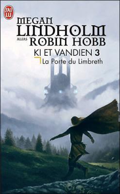 Couverture Ki et Vandien, tome 3 : La Porte du Limbreth