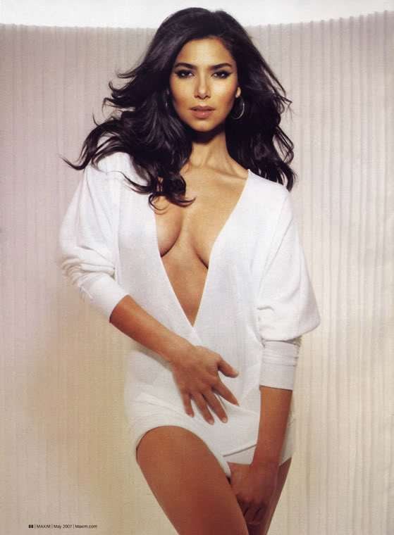 Rosalyn Sanchez In Maxim Magazine - Sexy Actress Pictures | Hot Actress Pictures