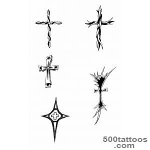 Cross Tattoo Designs Ideas Meanings Images