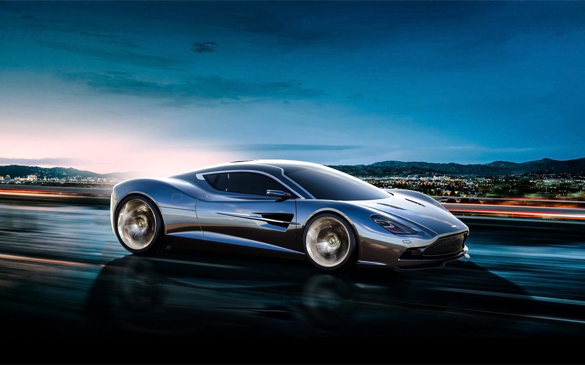 2013 Aston Martin DB