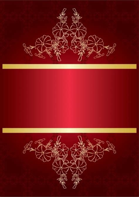 Red and gold background free vector download (49,987 Free
