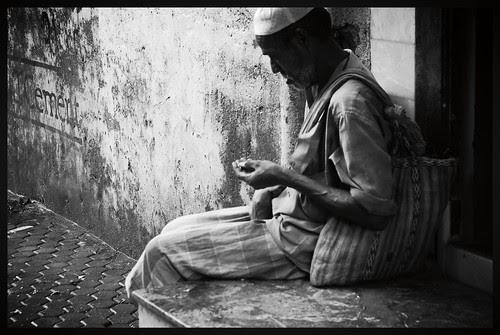 What Makes A Beggar Tick? by firoze shakir photographerno1