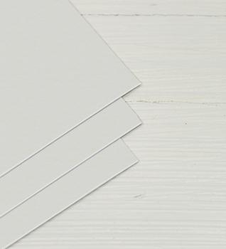 Wplus9 Dove Grey Cardstock