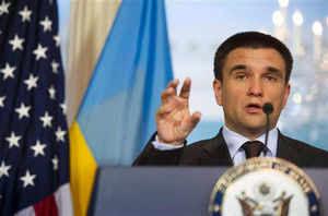 Ukraine abandons nonaligned status